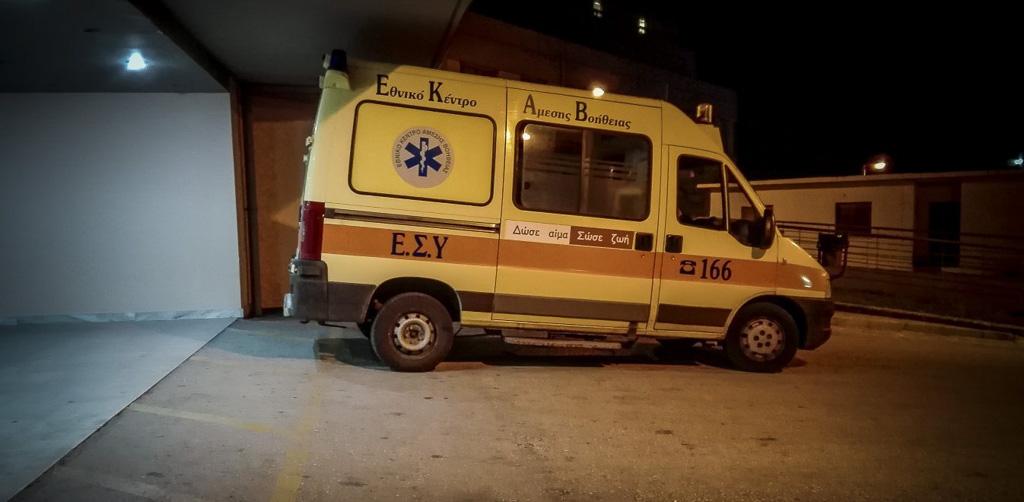 ΑΡΤΑ-Νεκρός 54χρονος σε τροχαίο