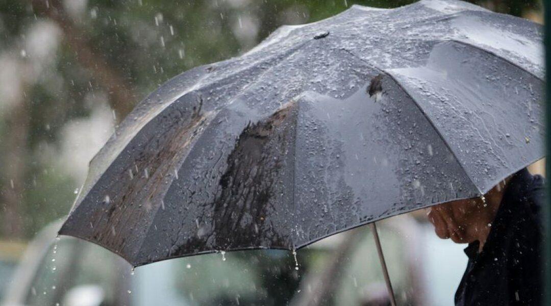 Ισχυρές βροχές και καταιγίδες – Σε εξέλιξη το νέο κύμα κακοκαιρίας «Μπάλλος»