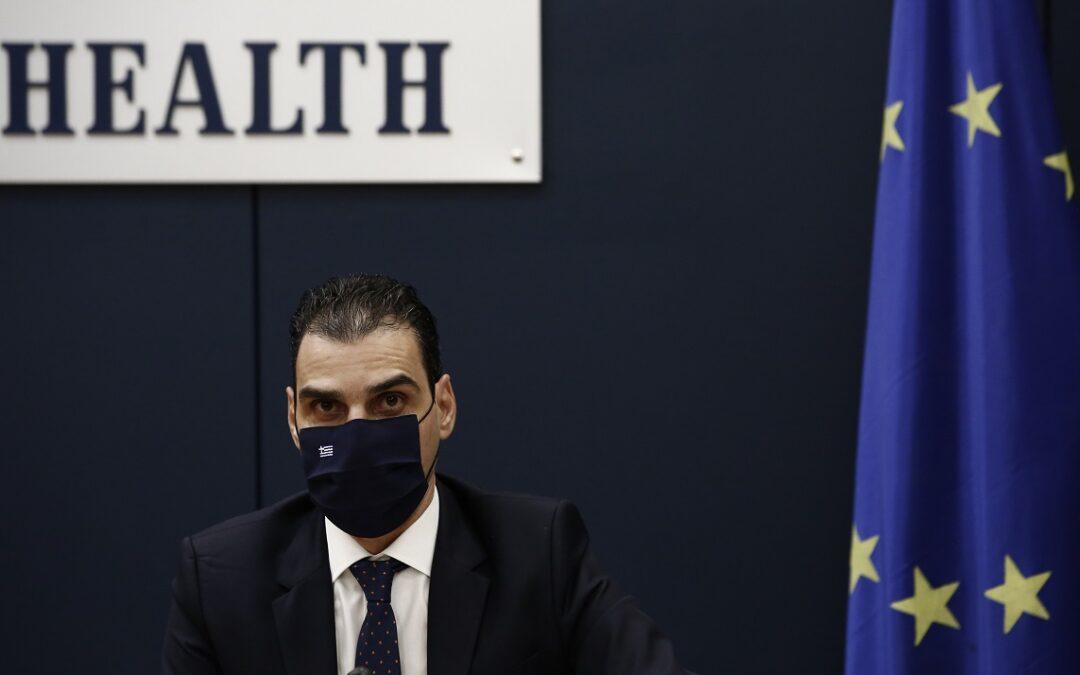 Μ. Θεμιστοκλέους: Με τις δύο δόσεις έχουν εμβολιαστεί 1.245.000 πολίτες