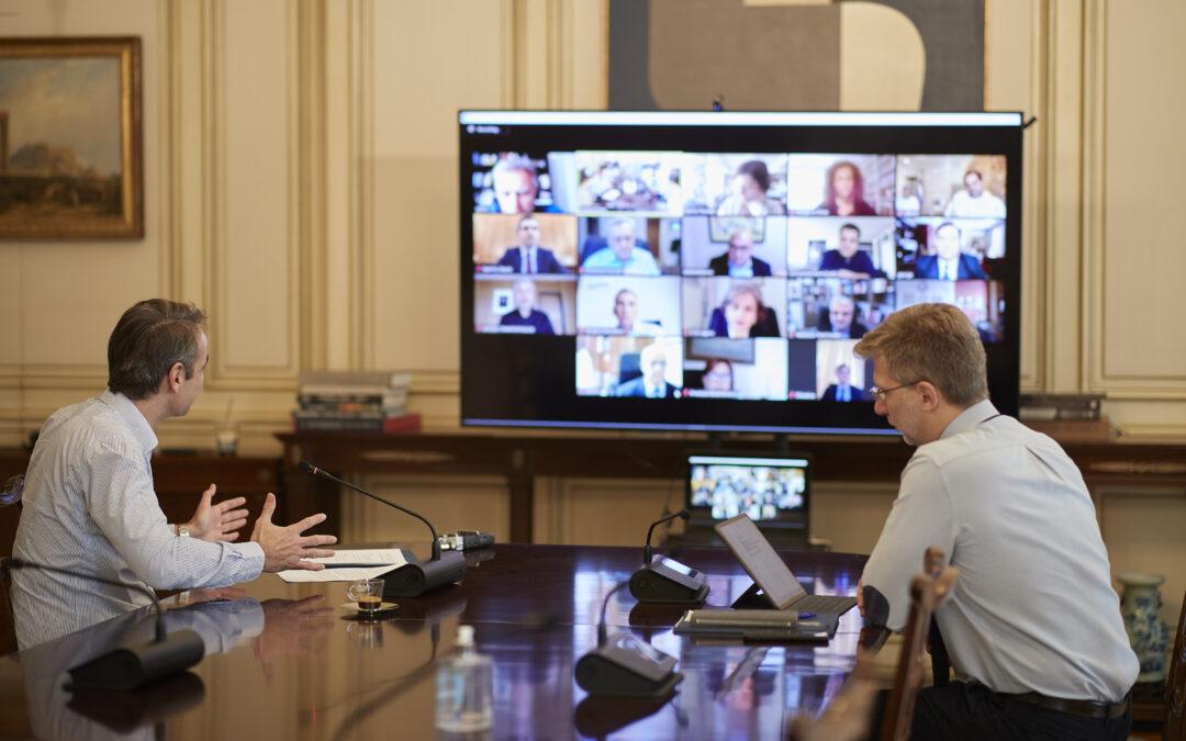 Συνεδρίαση του υπουργικού συμβουλίου υπό τον πρωθυπουργό – Τι περιλαμβάνει η ατζέντα
