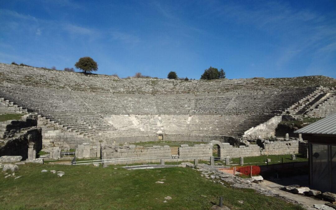 Euronews-Αφιέρωμα στην Πολιτιστική Διαδρομή των αρχαίων θεάτρων της Ηπείρου