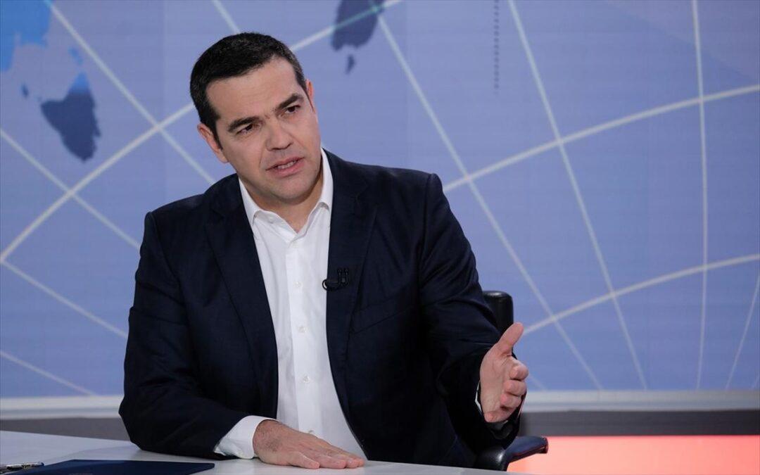 Τσίπρας: Η πολιτική Μητσοτάκη μας οδηγεί σε de facto μνημονιακές συνθήκες