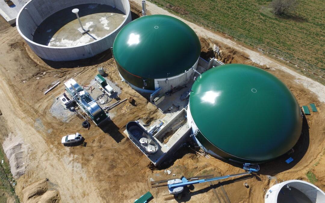 Λαϊκη Συσπείρωση-Ανακοίνωση κατά της Περιφέρειας,για την μονάδα βιοαερίου στα Άνω Ραβένια
