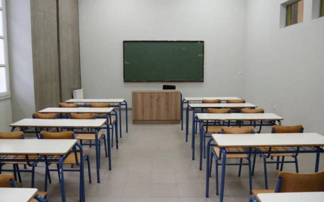 Να κλείσουν τα σχολεία ,ζητούν  οι Δήμαρχοι και ο Ιατρικός Σύλλογος Θεσπρωτίας