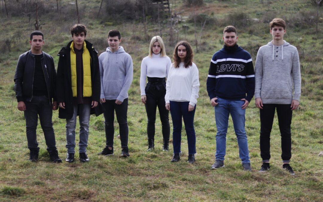 """""""ΑΠΟΥΣΙΑ"""":Μία εφηβική ταινία με πρωταγωνιστές και δημιουργούς 16χρονους μαθητές Λυκείων των Ιωαννίνων"""