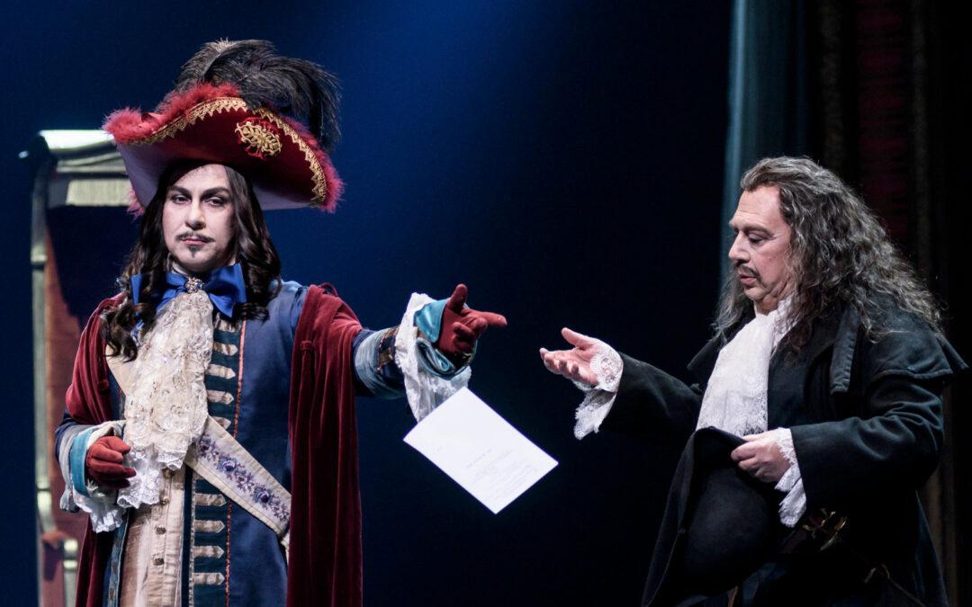 Ο «Μολιέρος» του Μιχαήλ Μπουλγκάκοφ σε live streaming από την Κεντρική Σκηνή του Εθνικού Θεάτρου
