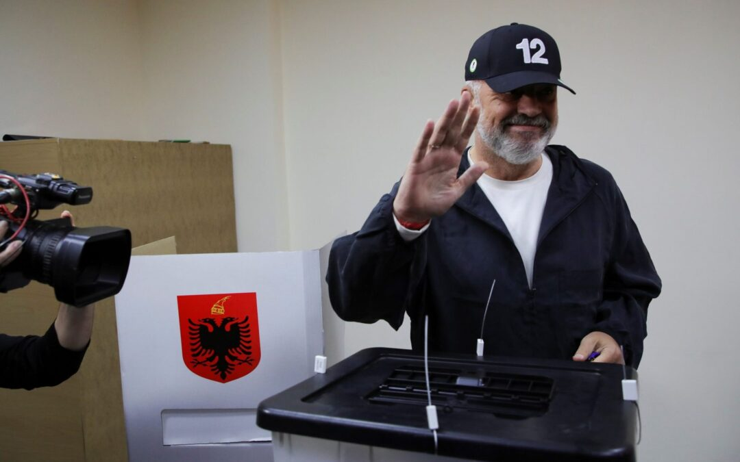 Αλβανία: Σε εξέλιξη η καταμέτρηση ψήφων-Προβάδισμα στο κυβερνών Σοσιαλιστικό Κόμμα με 50%