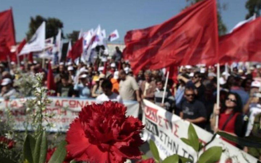 ΓΣΕΕ: Η εντατικοποίηση και η έλλειψη μέτρων υγείας και ασφάλειας δημιουργούν θανατηφόρες συνθήκες για τους εργαζόμενους