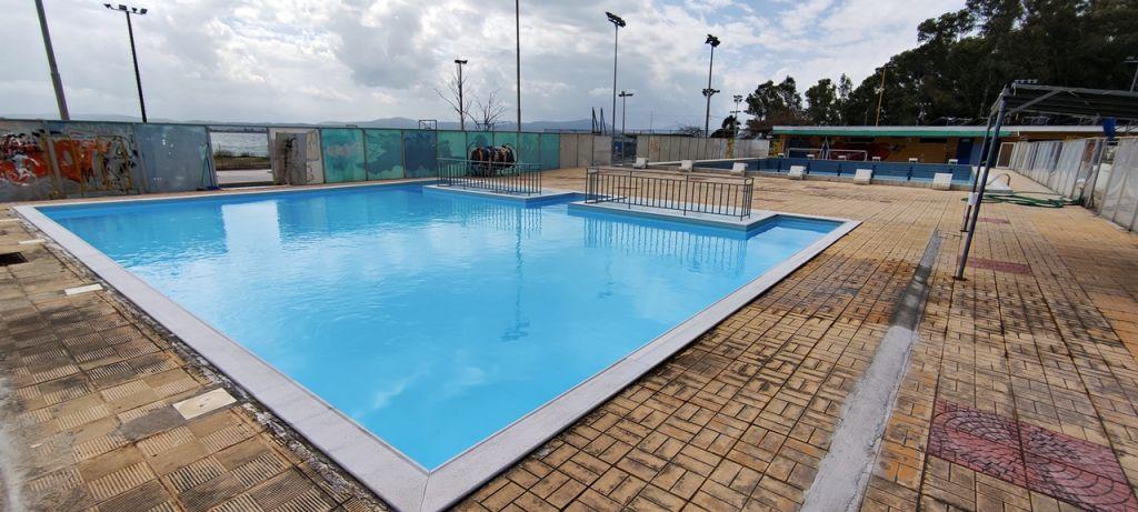 Ολοκληρώνονται οι εργασίες συντήρησης και αναβάθμισης στο Δημοτικό Κολυμβητήριο Πρέβεζας