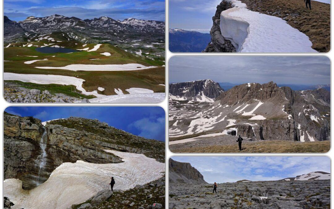 ΓΚΑΜΗΛΑ-Πορεία προς την ψηλότερη κορυφή της Τύμφης