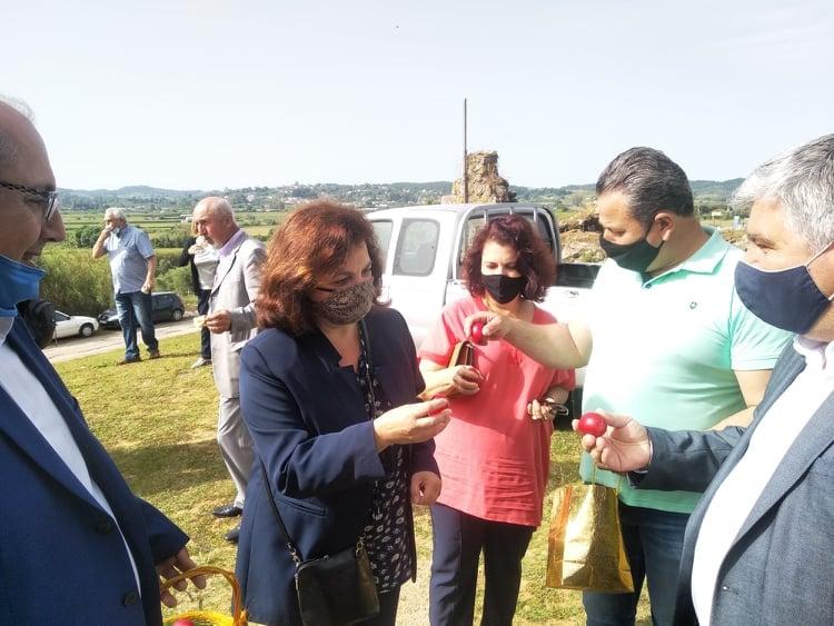 Αυγομαχίες στην Ιερά Μονή Παναγίας Κοζύλη, στη Νέα Σαμψούντα Πρέβεζας