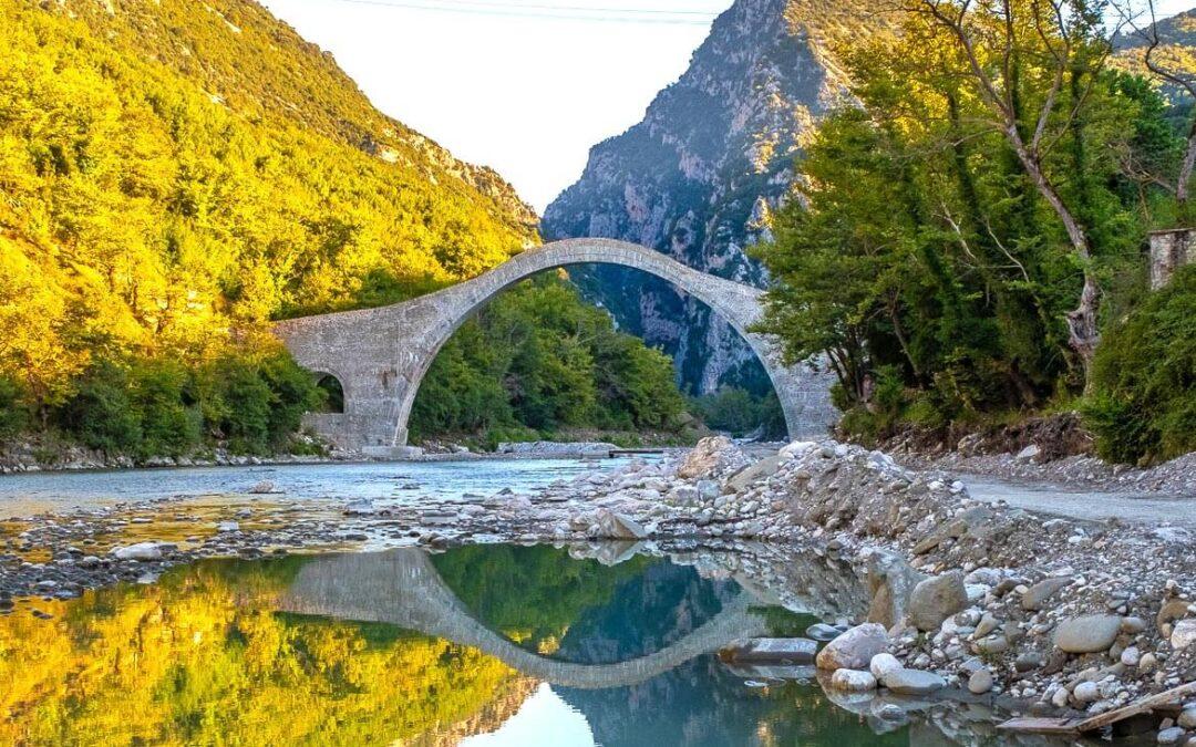 Το βραβείο Europa Nostra,στην Γέφυρα Πλάκας