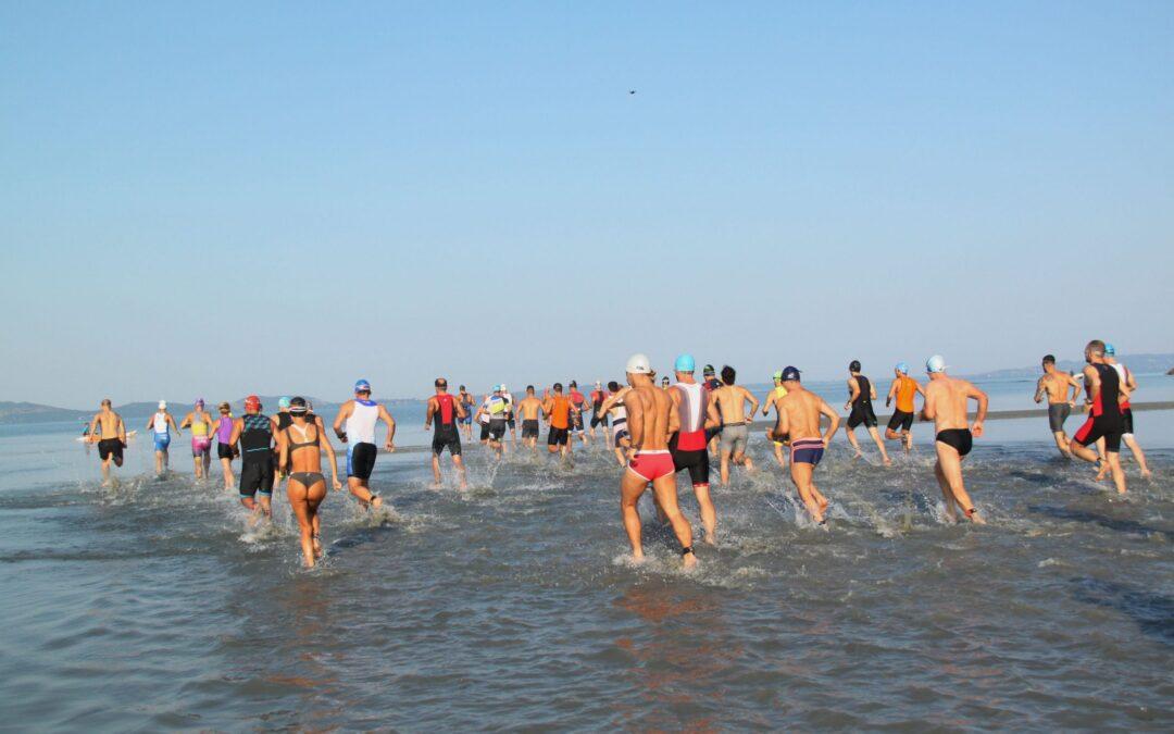 Όλα έτοιμα για τον 17ο Κολυμβητικό Διάπλου Αμβρακικού και το 4ο Koronisia Sprint Triathlon