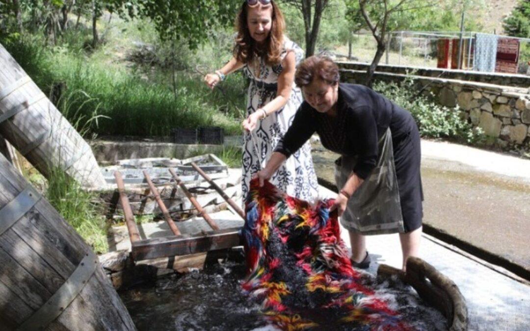Τα «πλυντήρια» της φύσης,που συναντάμε σε χωριά της Ελλάδας