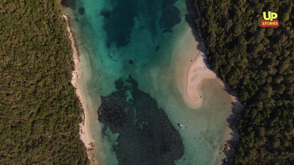 ΒΙΝΤΕΟ-Η  ομορφότερη αμμόγλωσσα της Ελλάδας βρίσκεται καλά κρυμμένη στην Ήπειρο
