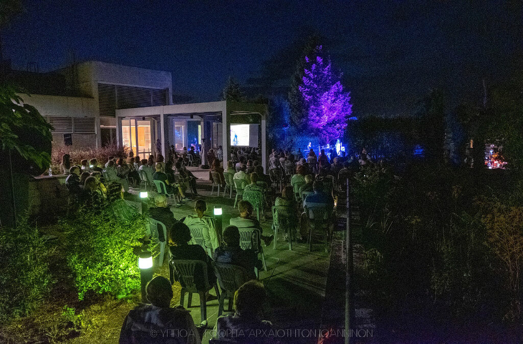 Γιάννενα: Ο βραβευμένος κιθαρίστας Παναγιώτης Μάργαρης,την Κυριακή στον κήπο του Αρχαιολογικού Μουσείου Ιωαννίνων