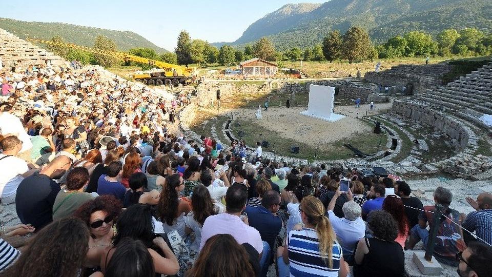 Το Φεστιβάλ Δωδώνης,  από τις 28 Ιουλίου ως τις 22 Αυγούστου
