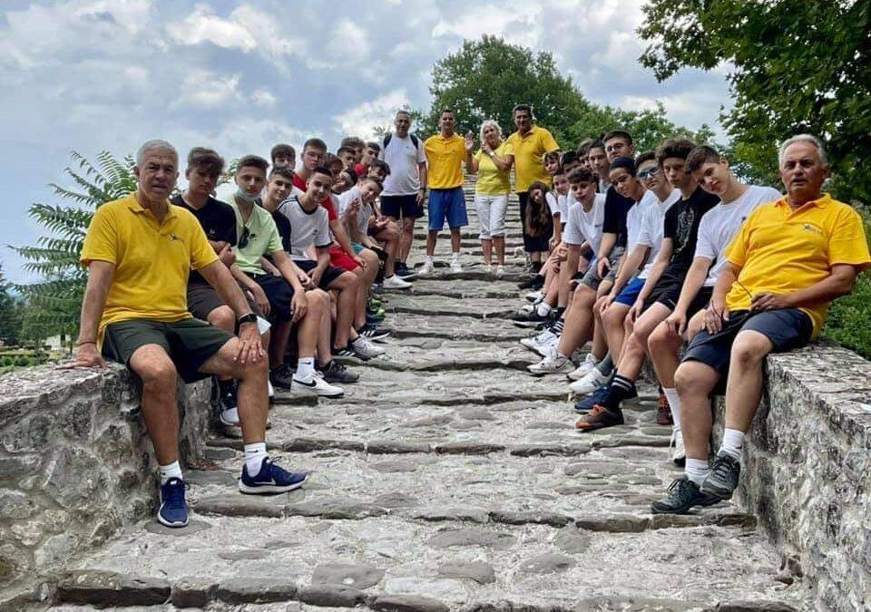 Ολοκλήρωση του 2 ου Διεθνούς «Elite Handball  Academy» στην Κόνιτσα
