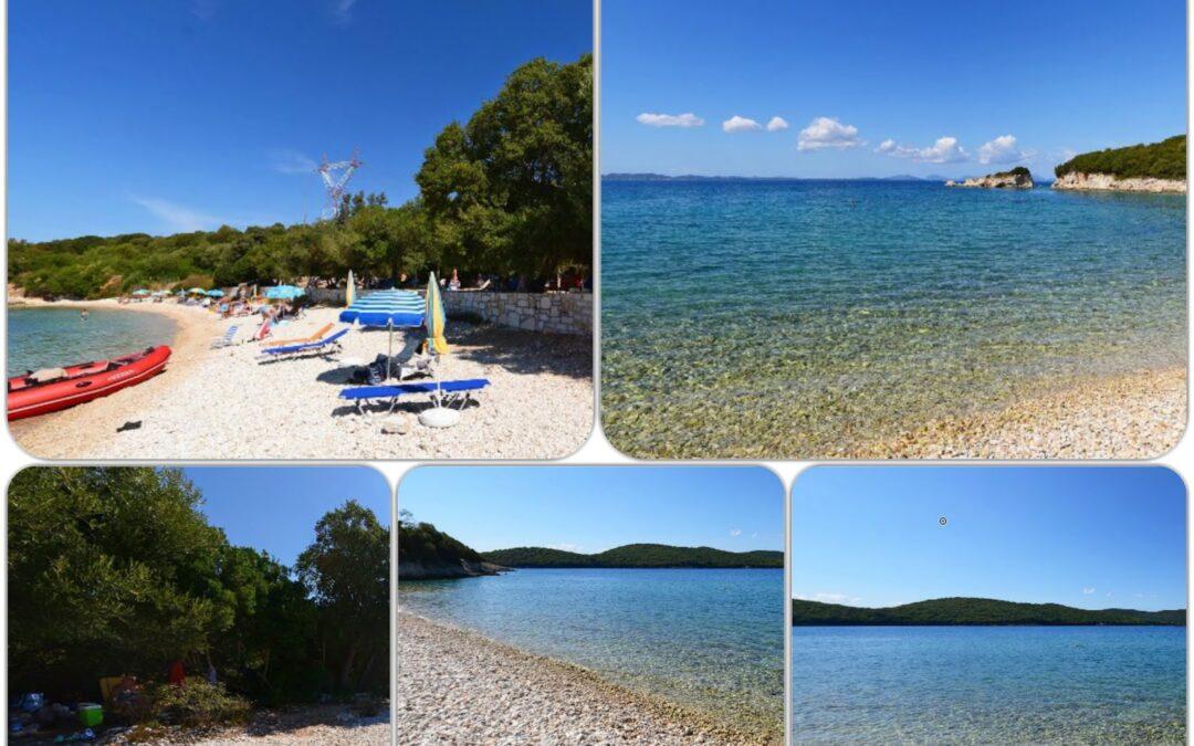 Παραλία ΔΕΗ: Για χαλαρές βουτιές σε μια από τις όμορφες  παραλίες των Συβότων