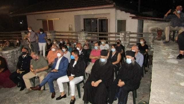 ΠΡΕΒΕΖΑ-Εκδήλωση για την ξενιτιά και το λαϊκό τραγούδι πραγματοποιήθηκε στο Θεσπρωτικό