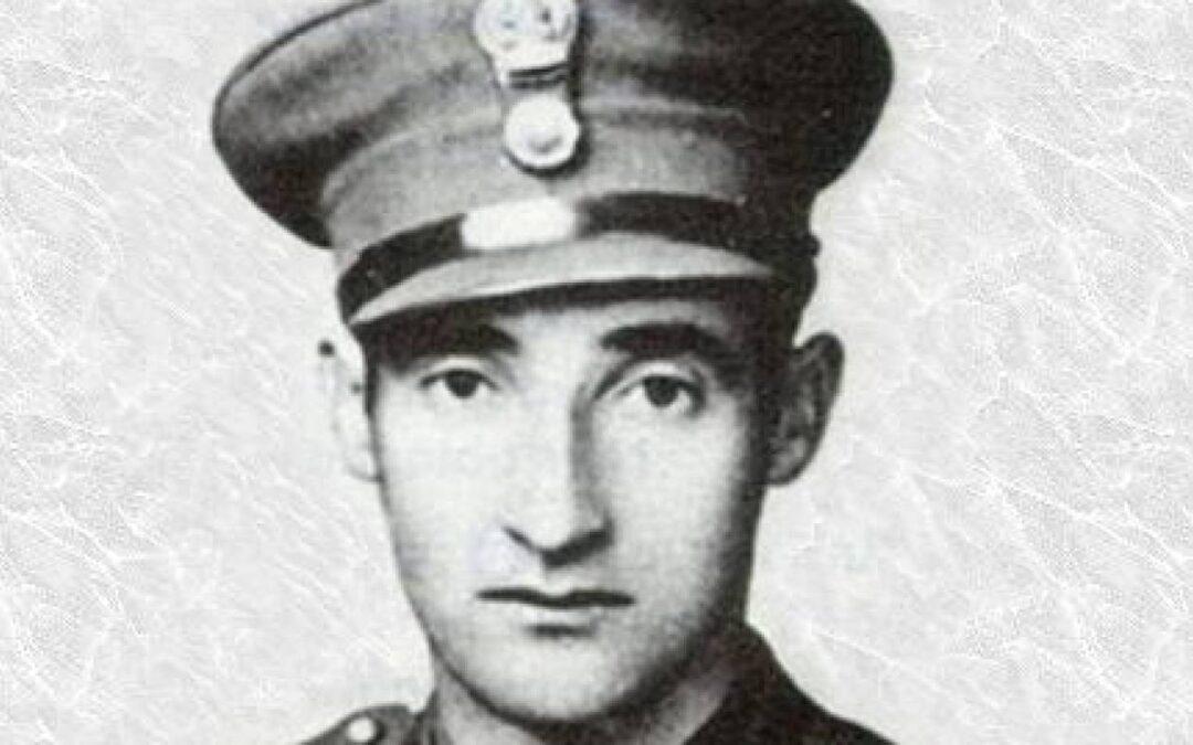 ΑΛΕΞΑΝΔΡΟΣ ΔΙΑΚΟΣ- Ο πρώτος νεκρός αξιωματικός του πολέμου