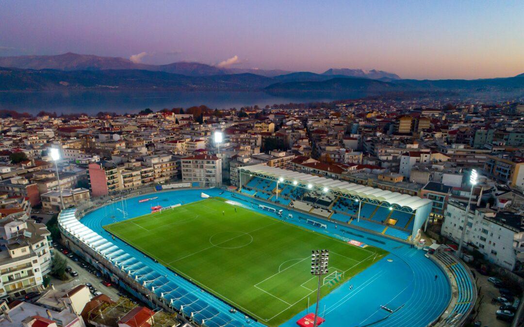 ΠΑΣ Γιάννινα – Ολυμπιακός αποκλειστικά στο Novasports!