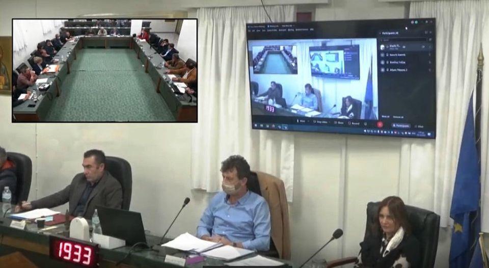 Παρουσίαση  πεπραγμένων  διετίας της Δημοτικής Αρχής του Δήμου Πάργας