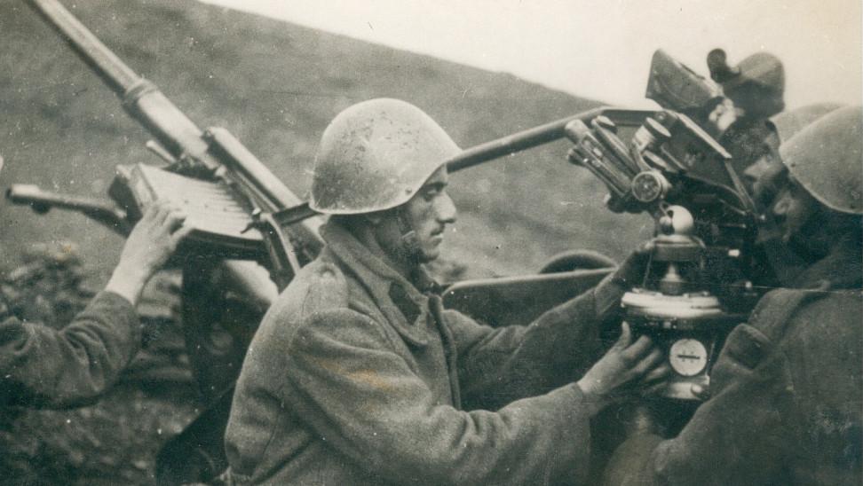 28η ΟΚΤΩΒΡΙΟΥ 1940 – Oι δραματικές πρώτες ημέρες του πολέμου στα χωριά της Κόνιτσας